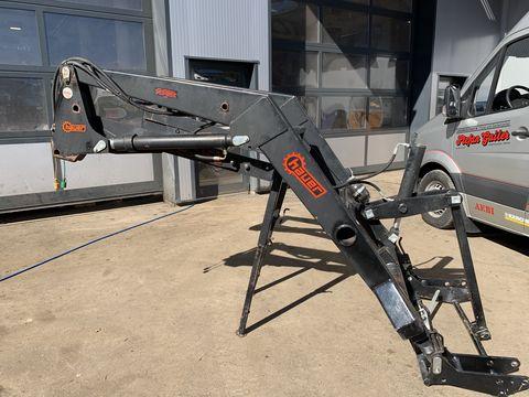 Hauer MH80 hydraulisch, Ausführung B