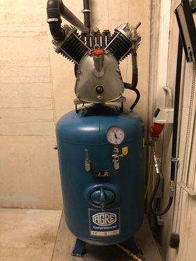 Agre Profi-Kompressor 300Liter