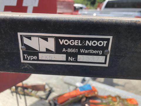 Vogel&Noot Bandrechen zu Jet 180 cm, 2-reihig