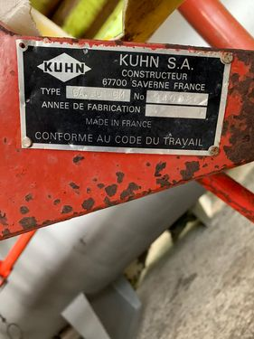 Kuhn GA 301GM