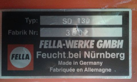 Fella SD 130