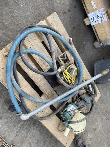 Sonstige Dieselpumpe mit Zapfpistole
