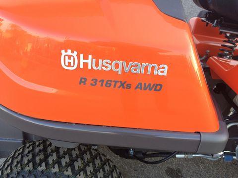 Husqvarna R 316 TXs AWD
