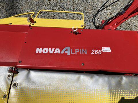 Pöttinger Novaalpin 266T mit Seitenverschub