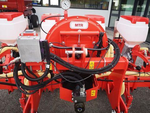 Gaspardo MTR 4-reihig ISOBUS Einzelkornsämaschine