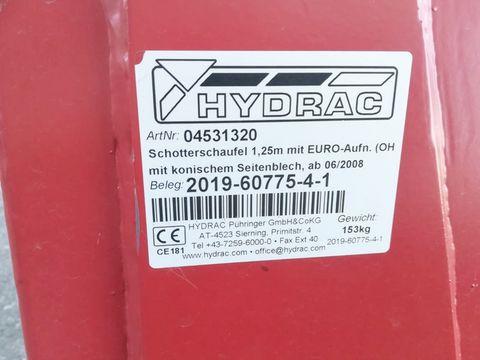 Hydrac SS-125 Schotterschaufel