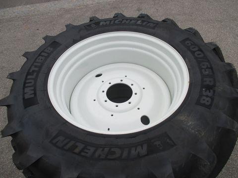 Michelin 600/65 R 38 Multibib Kompletträder