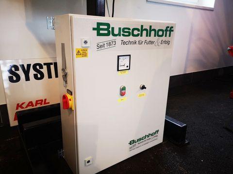 Buschhoff Mühlenschaltung 11 kW BHOS Mühle