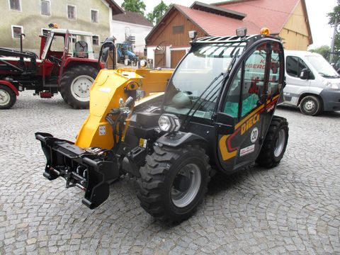 Dieci Mini Agri 20.4 Smart Teleskoplader