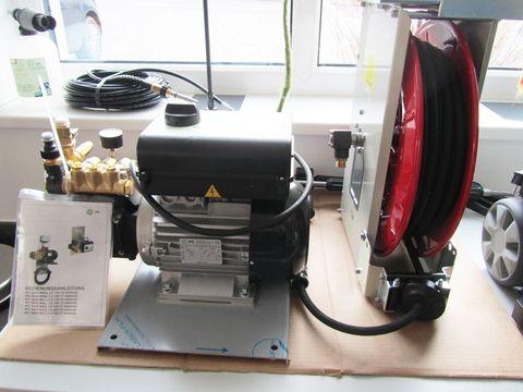 IPC Milky 3.5 120.14 Hochdruckaggregat