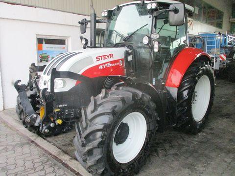 Steyr 4115 Multi Profi