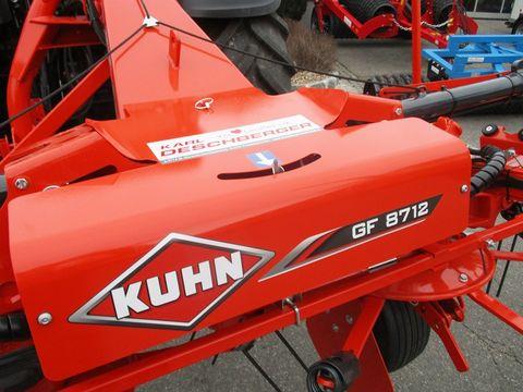 Kuhn GF 8712 Kreiselheuer