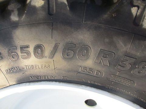 Michelin 650/60 R 38 Räder