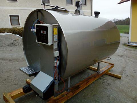 De Laval  DXCR 3000 Milchkühltank
