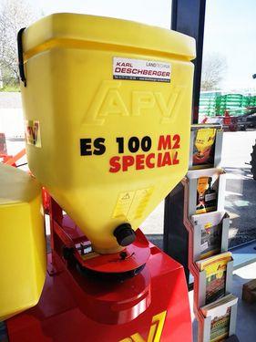 APV ES 100 M2 Special Kleinsamenstreuer