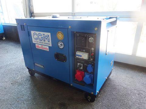 Sonstige Hartner CGM DUAL 9000 Dieslestromgenerator
