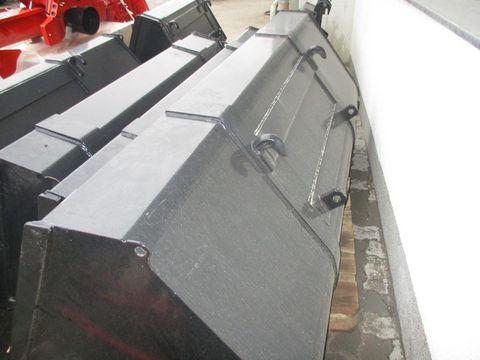 Sonstige Schaufel gerundet 2,2 m breit