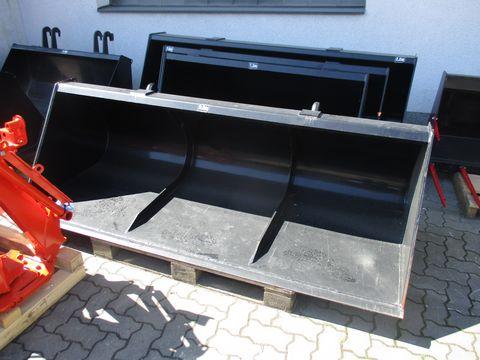 Sonstige Schaufel gerundet MINI 2,2 m breit