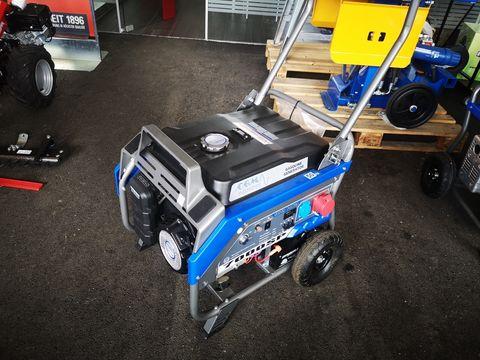 Sonstige Hartner 7000SPTE Benzin-Stromerzeuger