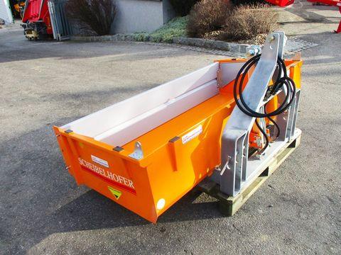 Scheibelhofer GARDEN 200/100 Twin Kipptransporter