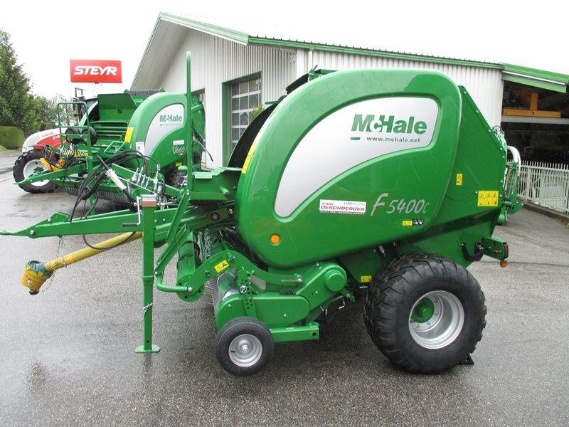 McHale F 5400C Rundballenpresse