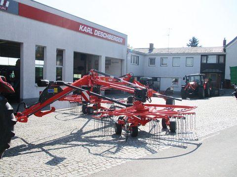 Kuhn GA 8030 Zweikreiselschwader