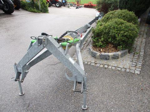Bauer MTXH 600/7 m Güllemixer
