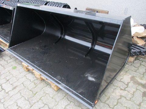 Sonstige Schaufel gerundet 2,0 m breit