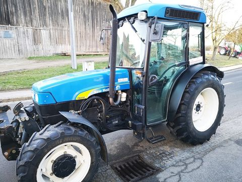 New Holland TN-F 95 Dual Command
