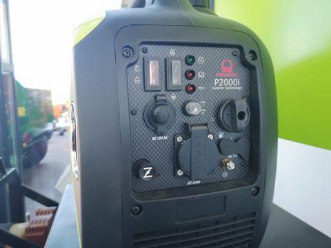 Sonstige Pramac P 2000 i Benzin Stromerzeuger