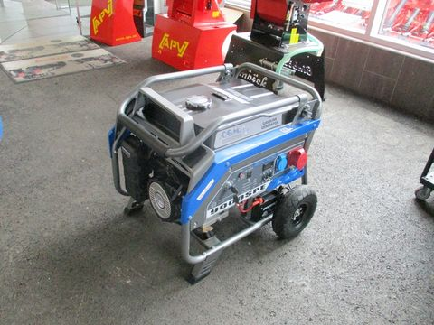 Sonstige Hartner 9000SPTE Benzin-Stromerzeuger
