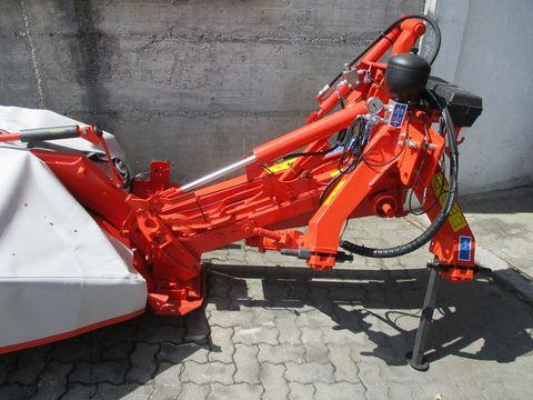 Kuhn GMD 350-FF Heckscheibenmähwerk