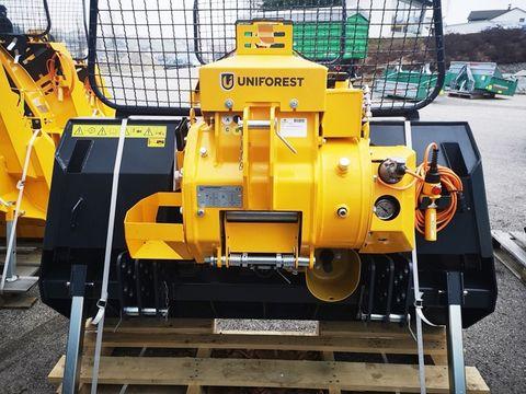 Uniforest UNI 65 G-Stop Getriebeseilwinde