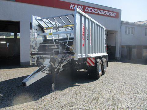 Fliegl Gigant ASW 261 Compact FOX Abschiebewagen