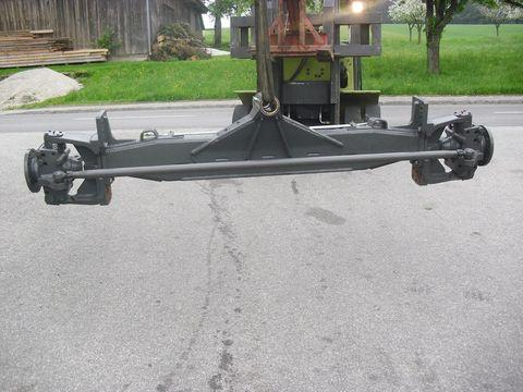 Claas Lenkachse komplett für LEXION 750 Montana