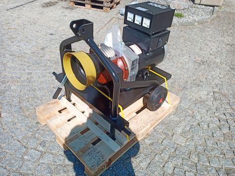Sonstige Hartner ZG IP23, 30 KVA Zapfwellengenerator