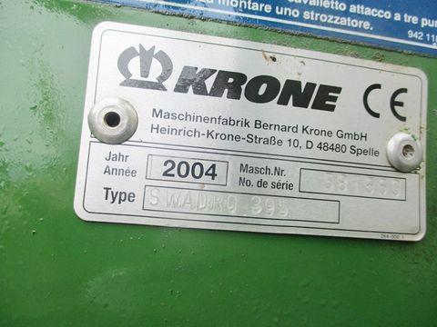 Krone Swadro 395 Kreiselschwader