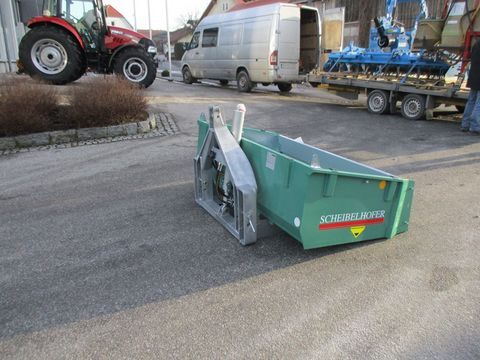 Scheibelhofer Rancher 200/100 Twin Kipptransporter