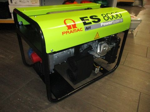 Sonstige Pramac ES 8000 THI AVR Benzinstromerzeuger