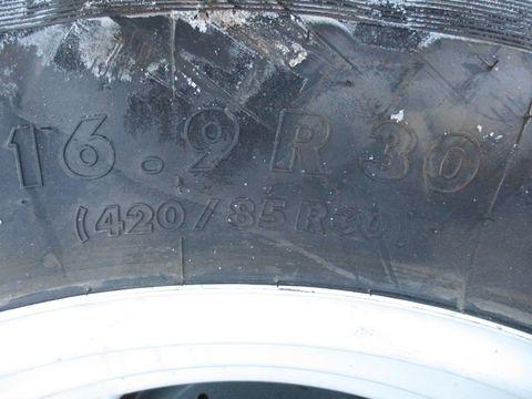 Kleber 16,9 R 30 (420/85 R 30) Super G  Rad