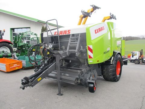 Claas Rollant 455 RC Uniwrap Press-Wickelkombination