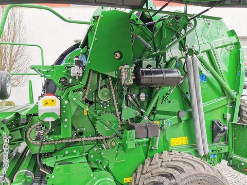 McHale  V6 750 Rundballenpresse variabel