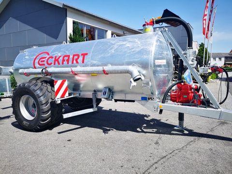 Eckart VF97U Vakuumfass