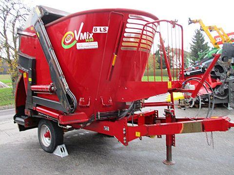 BVL V-Mix 8 LS Plus Futtermischwagen