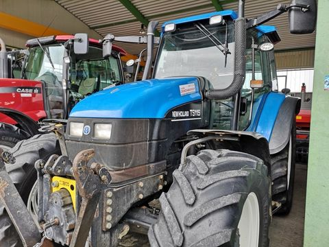 New Holland TS 115 ElectroShift