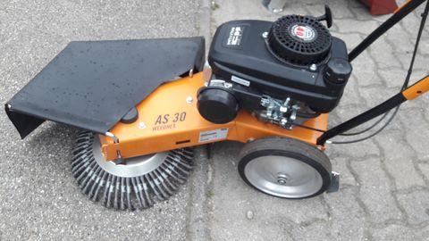 AS-Motor Wildkraut Besen Weedhex 140