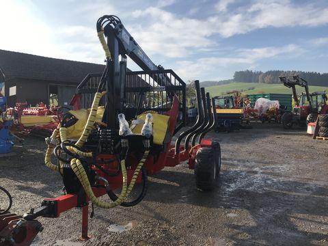 AHC Forsttechnik AHC 100/4075 mit Antrieb