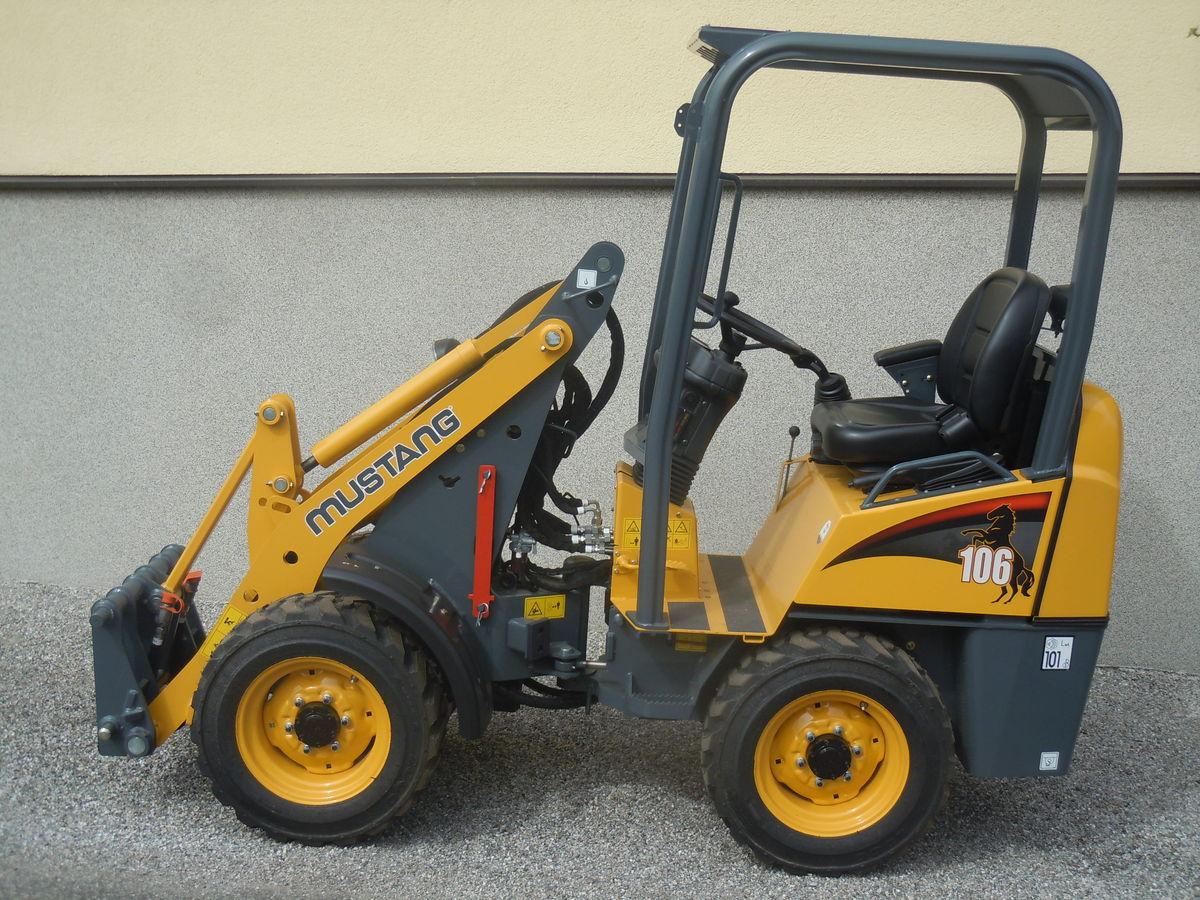 mustang al 106 verrouillage de l outillage hydraulique tracteurs. Black Bedroom Furniture Sets. Home Design Ideas