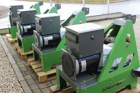 Energy 30 KVA (24KW)