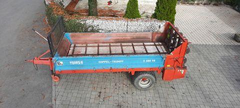 Mengele Trumpf-S480VR